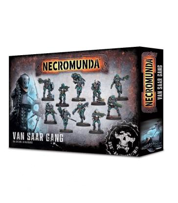 Necromunda: Underhive Gang Van Saar