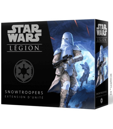 Star Wars : Légion - snowtroopers