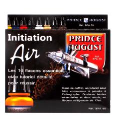 Coffret Démarrage Air 16 teintes + Tuto