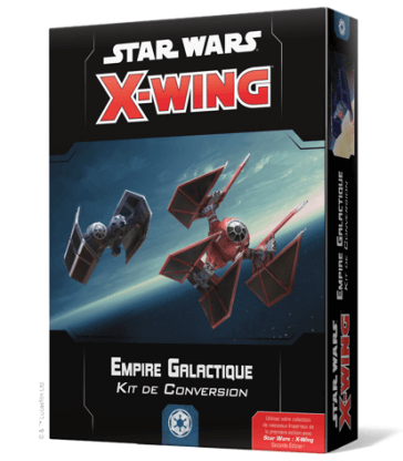 X-Wing - Kit de Conversion Empire Galactique