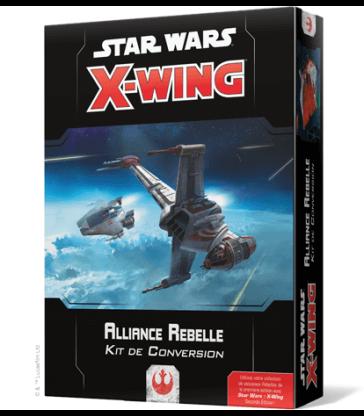 X-Wing - Kit de Conversion Alliance Rebelle