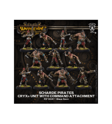 Scharde Pirates