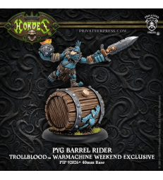 The Pyg Barrel Rider