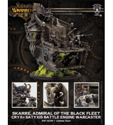 Skarre, Admiral of the Black Fleet