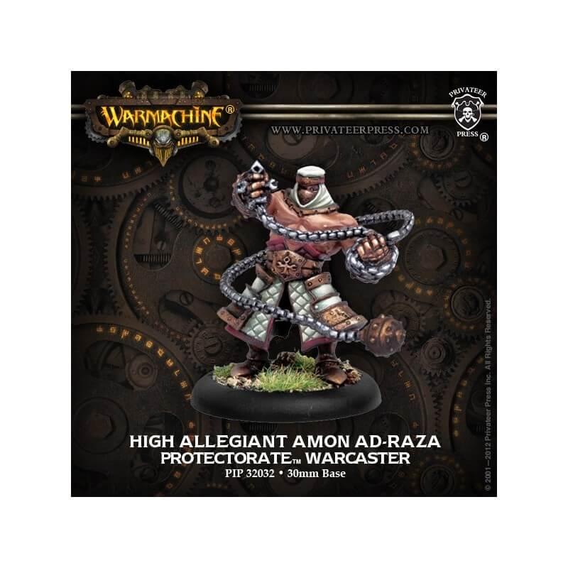High Allegiant Amon Ad-Raza