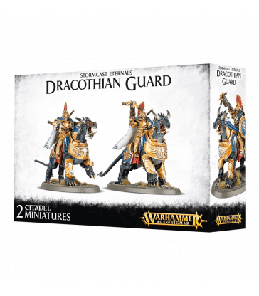 Dracothian Guard Tempestors / Fulminators  / Concussors /Desolators