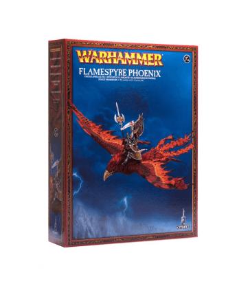 Flamespyre / Frostheart Phoenix
