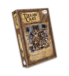 Terrain Crate : Treasury