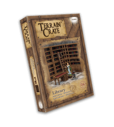 Terrain Crate : Library