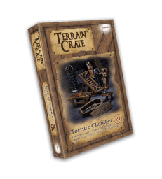 Terrain Crate : Torture Chamber