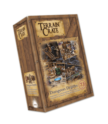 Terrain Crate : Dungeon Depths