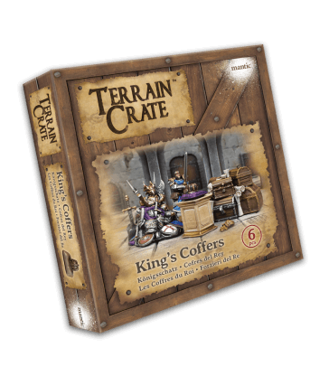 Terrain Crate : King's Coffers