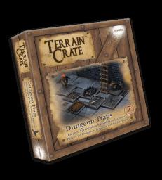 Terrain Crate : Dungeon Traps