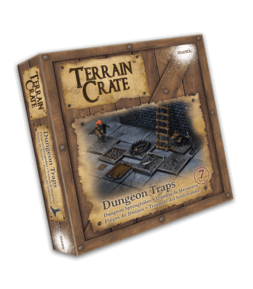 Terrain Crate : Dungeon Traps