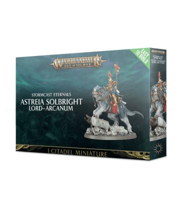 Astreia Solbright, Lord-Arcanum
