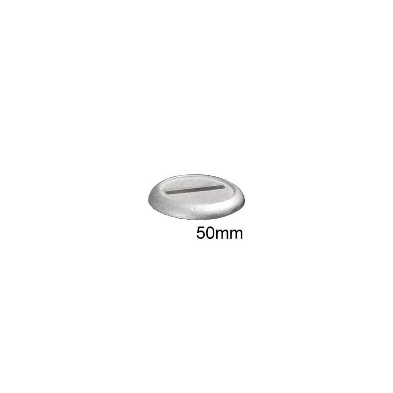 Socles 50mm métal