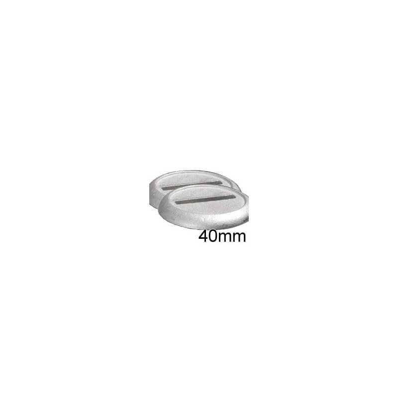 Socles 30mm métal