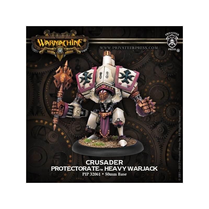 Crusader/Templar/Vanquisher Heavy Warjack Kit