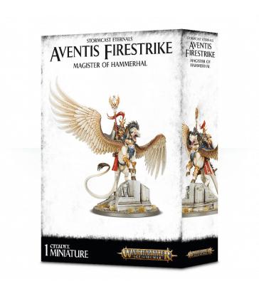 Aventis Firesrike Magistrer of Hammerhal