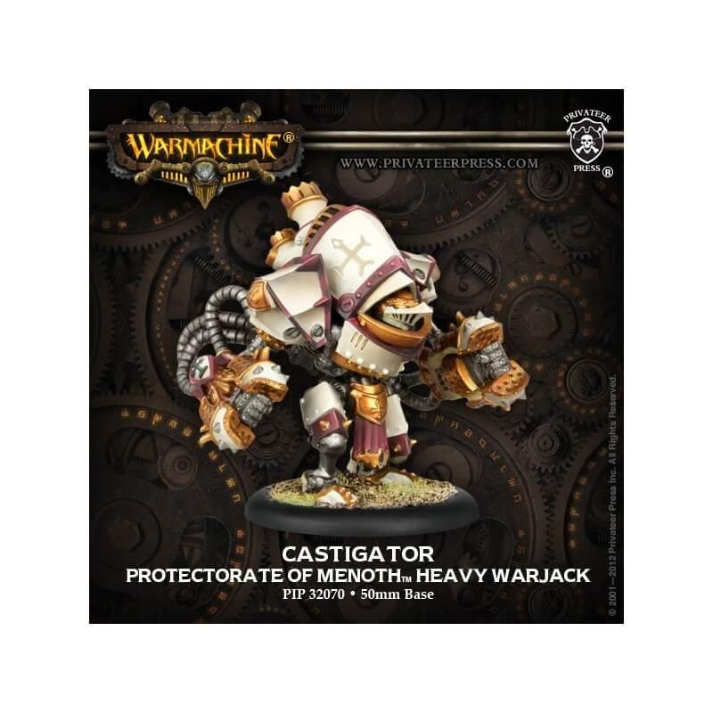 Castigator/Reckoner/Sanctifier Heavy Warjack Kit