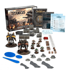 Adeptus Titanicus: The Horus Heresy Grand Master Edition (Anglais)