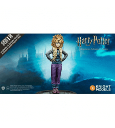 Harry Potter - Luna Lovegood avec tête de lion