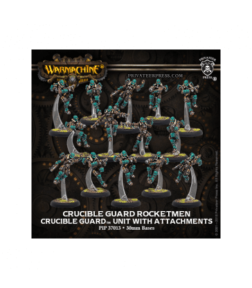 Crucible Guard Rocketmen & CA