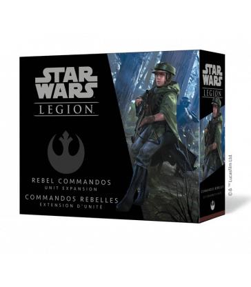 SW Legion - Ext. Commandos Rebelles