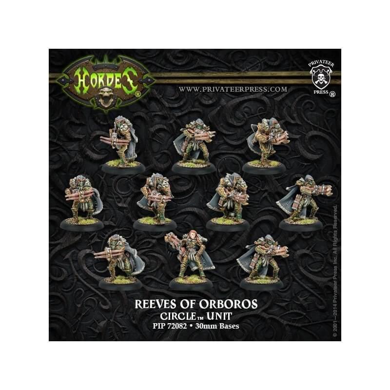 Reeves / Wolves of Orboros