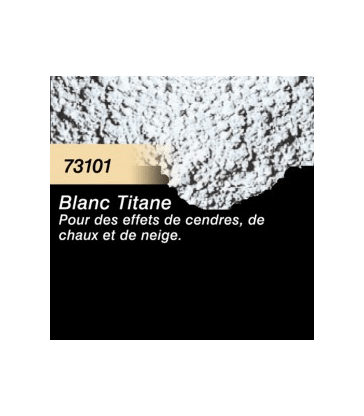 Pigment Blanc Titane