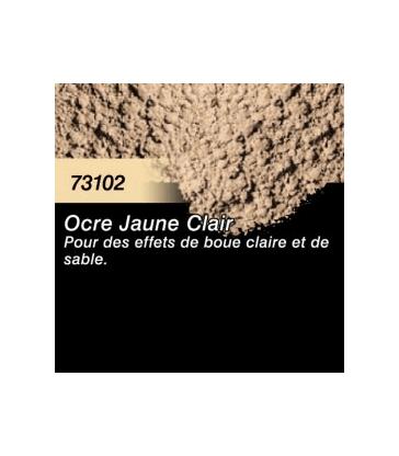 Pigment Ocre Jaune Clair