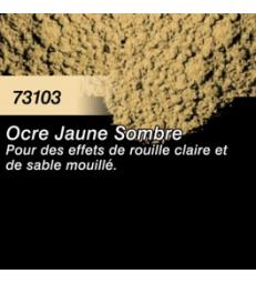 Pigment Ocre Jaune Sombre