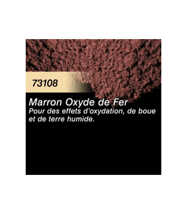 Pigment Marron Oxyde de Fer