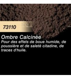 Pigment Ombre Calcinée