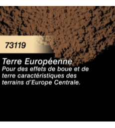Pigment Terre Européenne