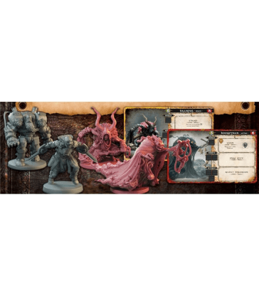Village Attacks Extension Dread And Malice (FR)