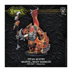 Cannoneer/Gladiator/Sentry Titan Heavy Warbeast Kit