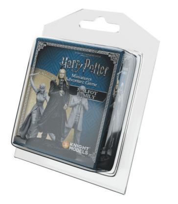 Harry Potter - Malfoy Family