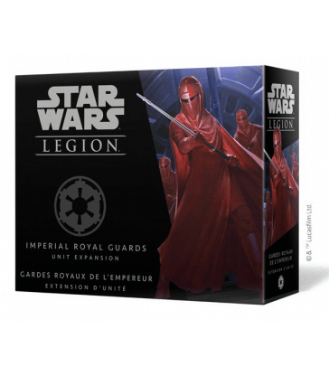 Star Wars : Légion - Gardes Royaux