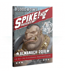 Almanach Blood Bowl 2018
