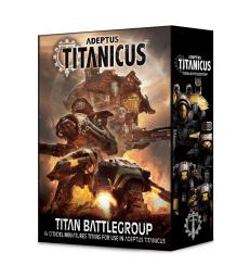 Adeptus Titanicus: groupe de combat titanique