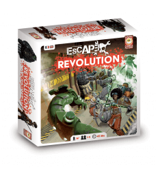 ESCAPE 2.0 – Révolution