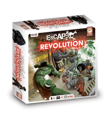 ESCAPE 2.0 – Révolution
