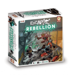ESCAPE 2.0 – Rébellion