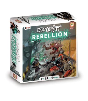 ESCAPE 2.0 – Rébellion