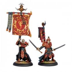 Praetorian Swordsmen Officer & Standard Bearer