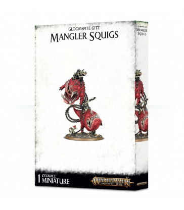 Loonboss sur Mangler Squigs / Mangler Squigs