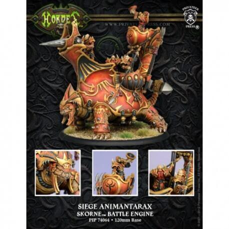 Siege Animantarax