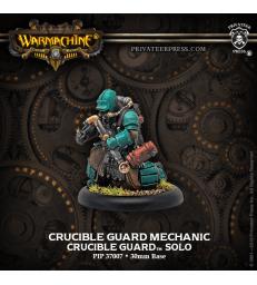 Crucible Guard Mechanic
