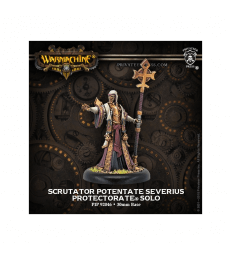 Journeyman Potentate Severius